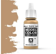 Vallejo Model Color Tan Yellow -17ml -70912