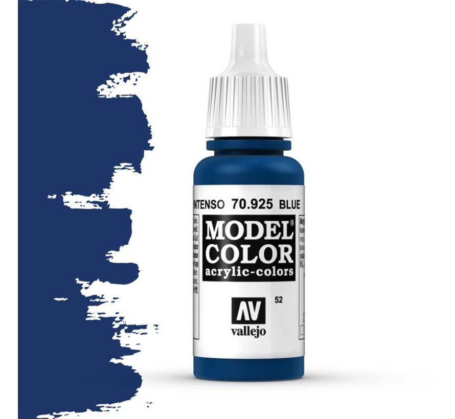 Model Color Blue -17ml -70925
