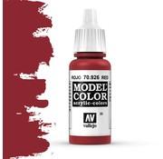 Vallejo Model Color Red -17ml -70926