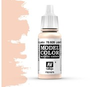 Vallejo Model Color Light Flesh -17ml -70928