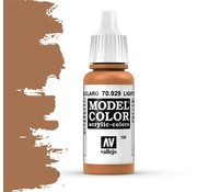 Vallejo Model Color Light Brown -17ml -70929