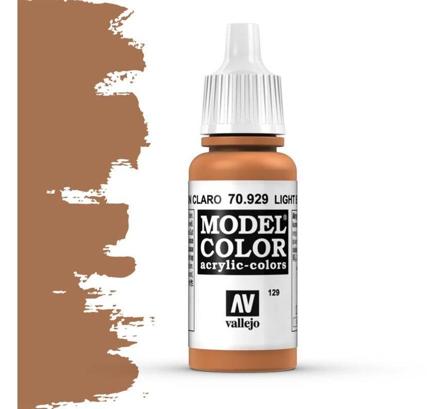 Model Color Light Brown -17ml -70929