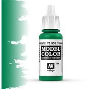 Vallejo Model Color Transparant Green -17ml -70936