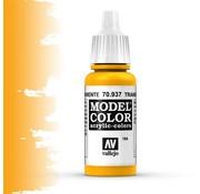 Vallejo Model Color Transparant Yellow -17ml -70937