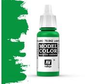 Vallejo Model Color Light Green -17ml -70942