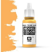 Vallejo Model Color Golden Yellow -17ml -70948