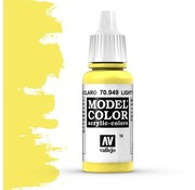 Vallejo Model Color Light Yellow -17ml -70949