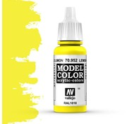Vallejo Model Color Lemon Yellow -17ml -70952