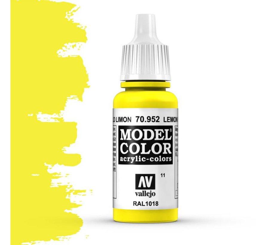Model Color Lemon Yellow -17ml -70952
