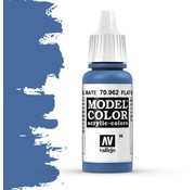 Vallejo Model Color Flat Blue -17ml -70962
