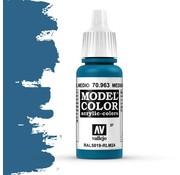Vallejo Model Color Medium Blue -17ml -70963