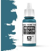 Vallejo Model Color Turquoise -17ml -70966