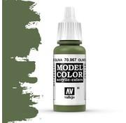 Vallejo Model Color Olive Green -17ml -70967