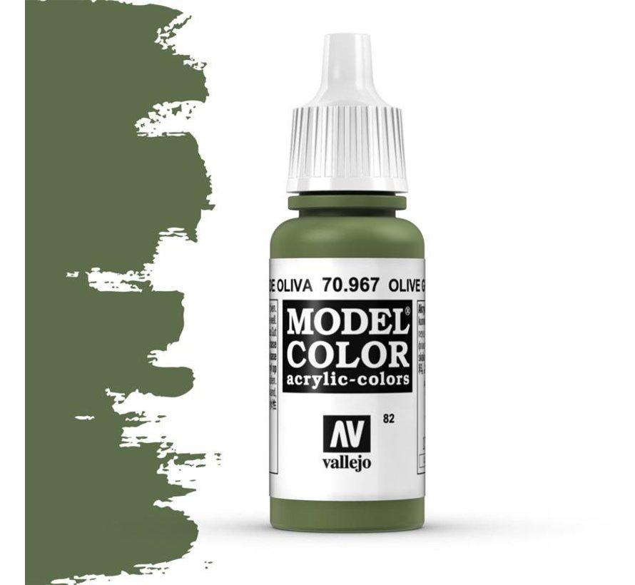 Model Color Olive Green -17ml -70967
