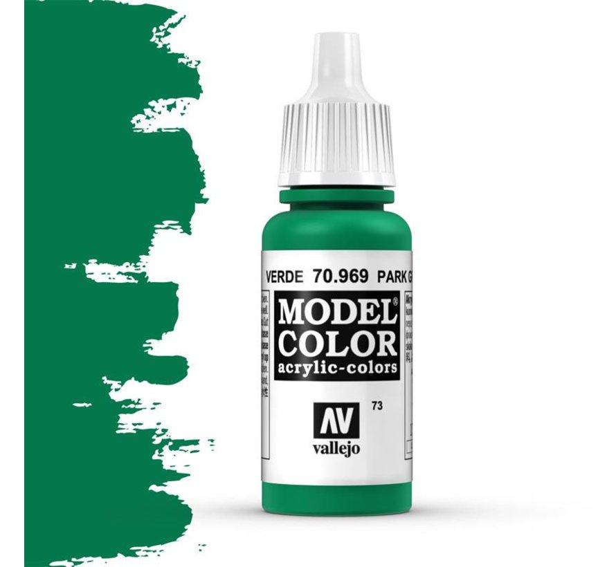 Model Color Park Green Flat -17ml -70969