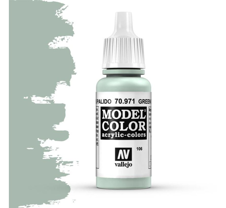 Model Color Green Grey -17ml -70971