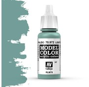 Vallejo Model Color Light Green Blue -17ml -70972