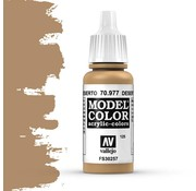Vallejo Model Color Desert Yellow -17ml -70977