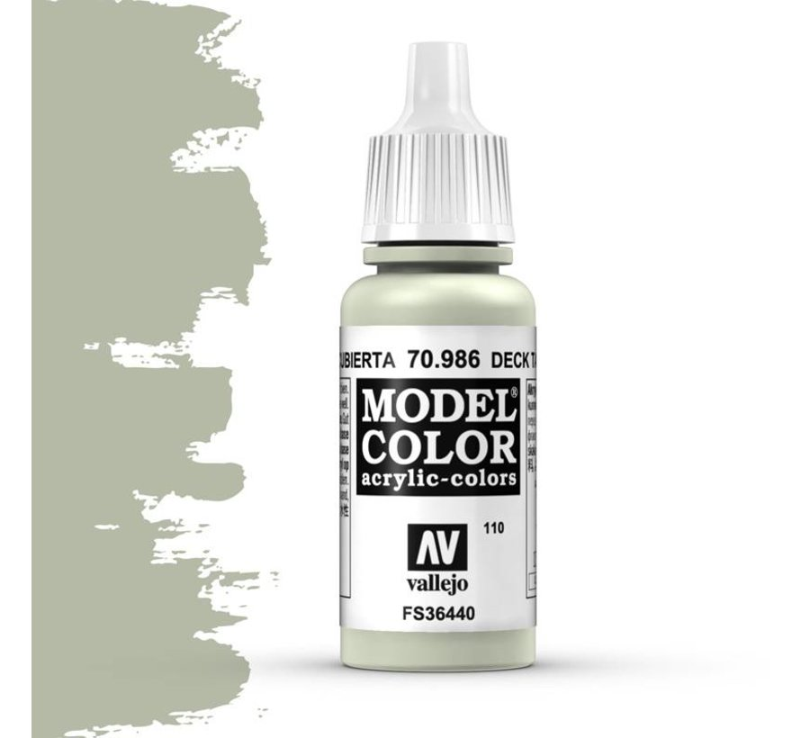 Model Color Deck Tan -17ml -70986