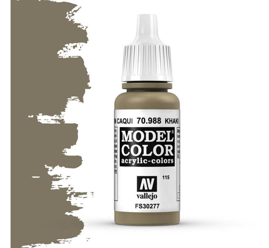 Model Color Khaki -17ml -70988