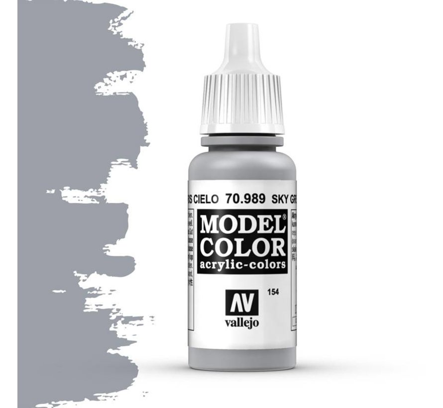 Model Color Sky Grey -17ml -70989