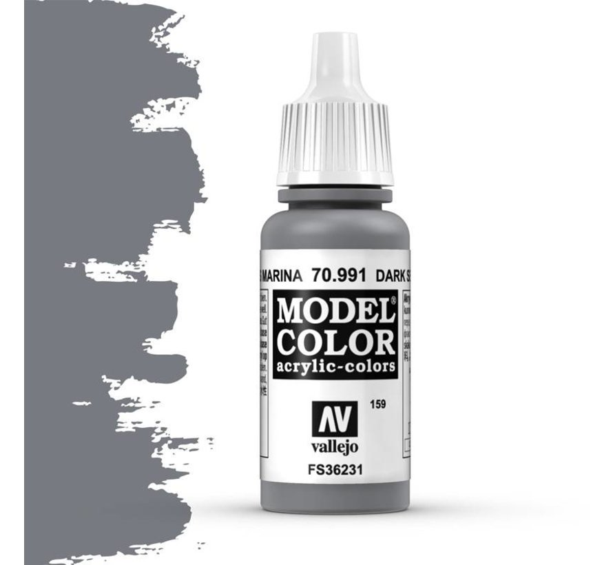 Model Color Dark Sea Grey -17ml -70991