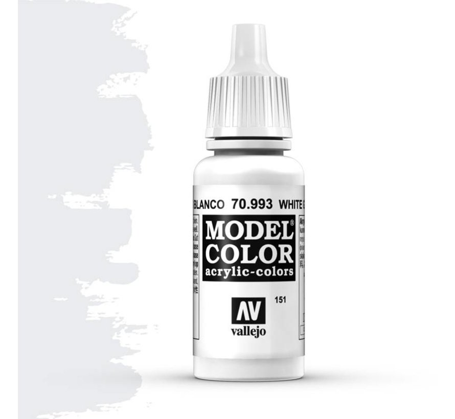 Model Color White Grey -17ml -70993