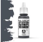 Vallejo Model Color Dark Grey -17ml -70994