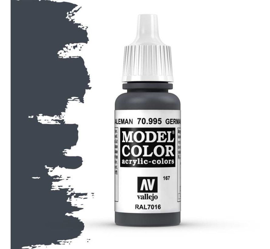 Model Color German Grey -17ml -70995