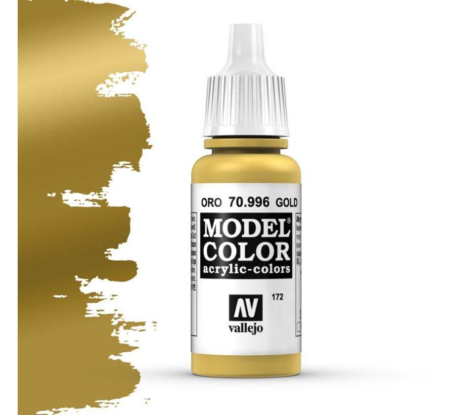 Model Color Gold -17ml -70996