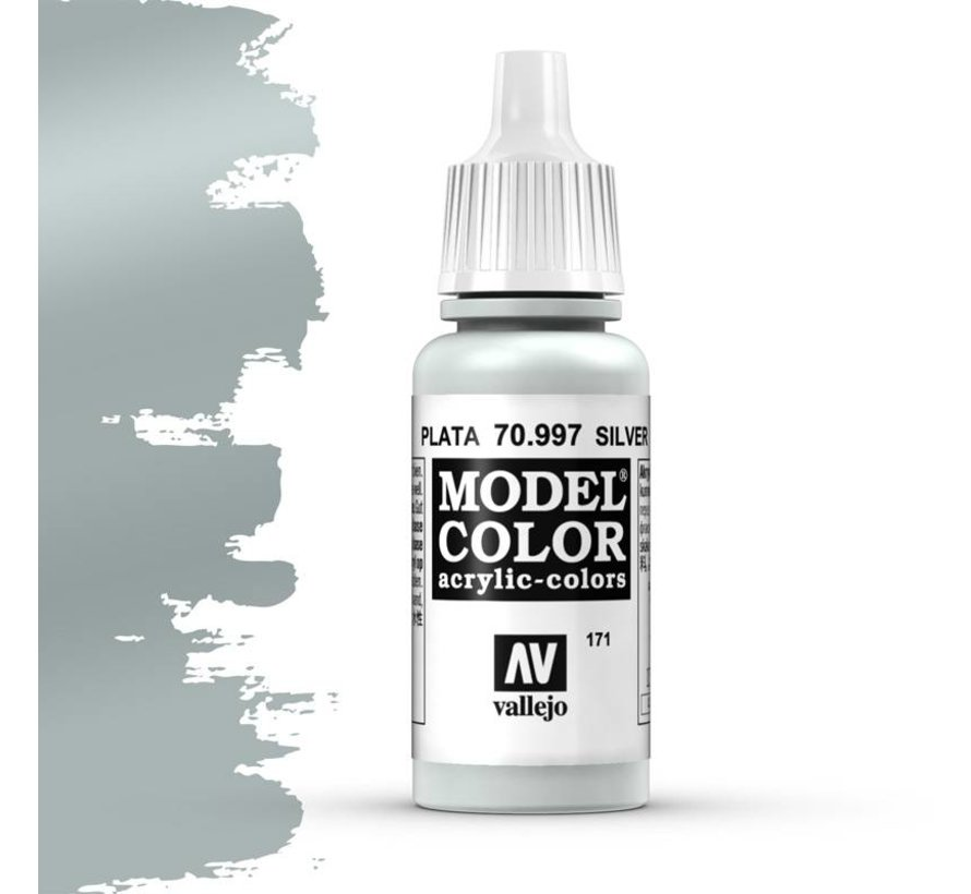 Model Color Silver -17ml -70997