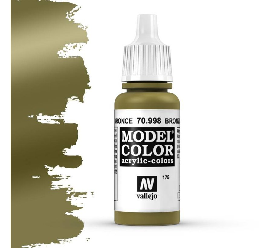 Model Color Bronze -17ml -70998