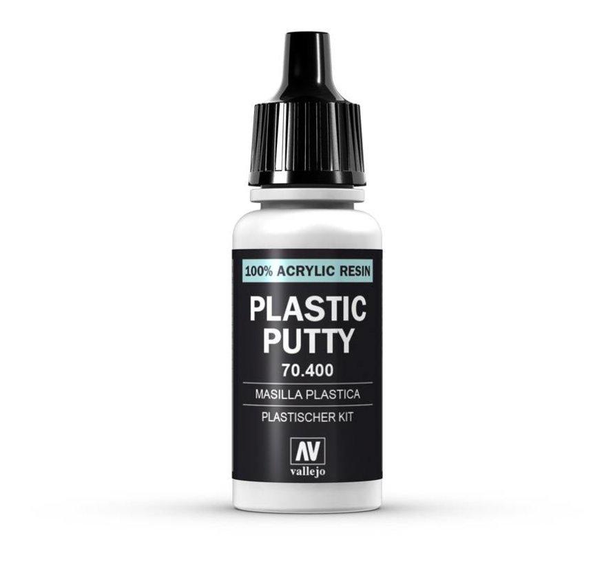 Plastic Putty - 17ml - 70400
