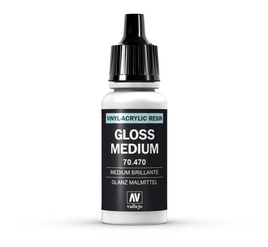 Gloss Medium - 17ml - 70470