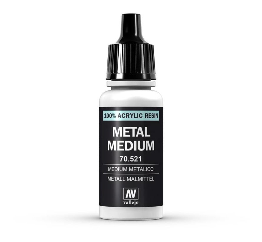 Metal Medium - 17ml - 70521