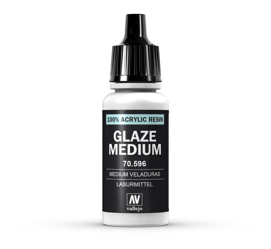 Glaze Medium - 17ml - 70596