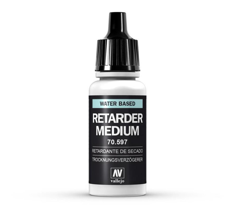 Retarder Medium - 17ml - 70597