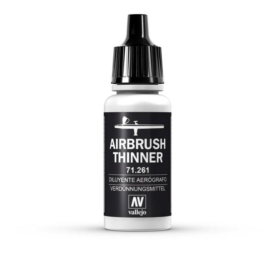 Airbrush Thinner - 17ml - 71261