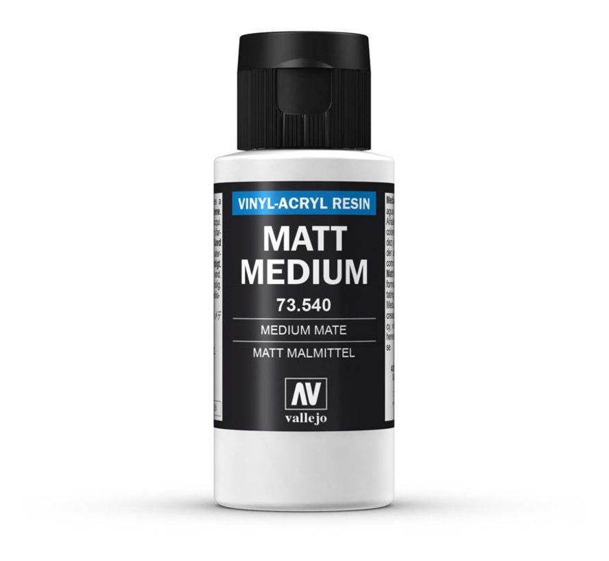 Matt Medium - 60ml - 73540