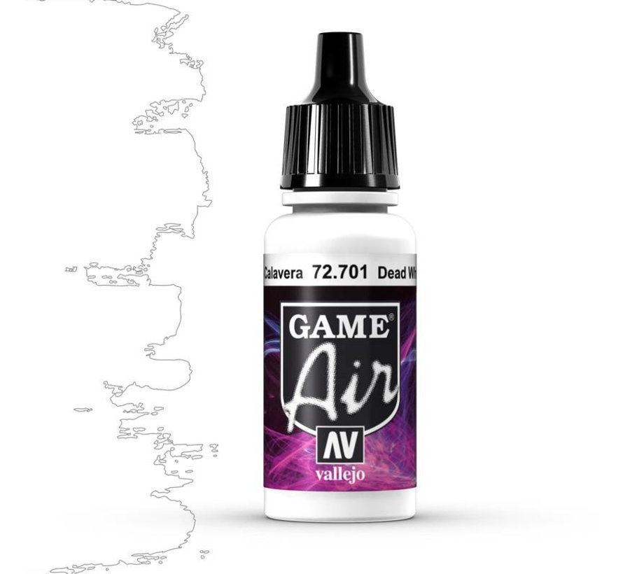 Game Air Dead White - 17ml - 72701