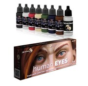 Scale 75 Human Eyes - Fantasy & Games - 8 kleuren - 17ml - SSE-056