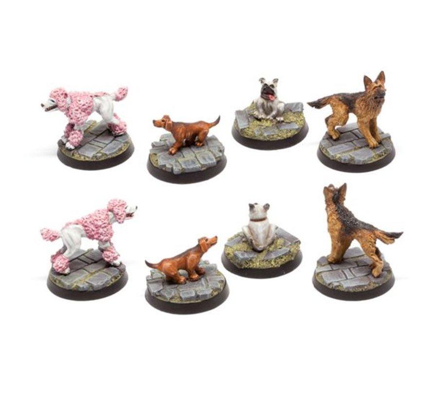 Dogs Set 3 - 4x - TTA200210