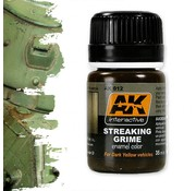 AK interactive Streaking Grime General - AK Weathering Products - 35ml - AK-012