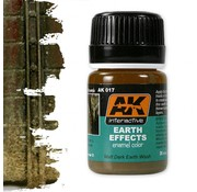 AK interactive Earth Effects - Nature Weathering - 35ml - AK-017