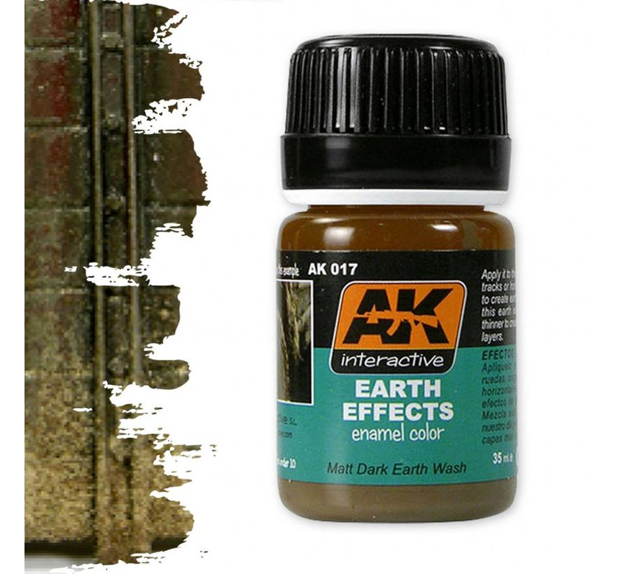Earth Effects - Nature Weathering - 35ml - AK-017