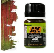 AK interactive Slimy Grime Light - Nature Weathering - 35ml - AK-027