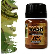 AK interactive Light Rust Wash - AK Weathering Products - 35ml - AK-046