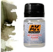 AK interactive Wet Effects Fluid - Nature Weathering - 35ml - AK-079