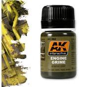 AK interactive Engine Grime - AK Weathering - 35ml - AK-082