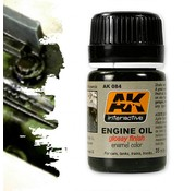 AK interactive Engine Oil - Streaking Weathering - 35ml - AK-084